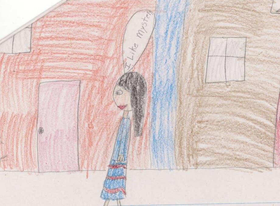 Roxie Spurlock, 8, Woodville