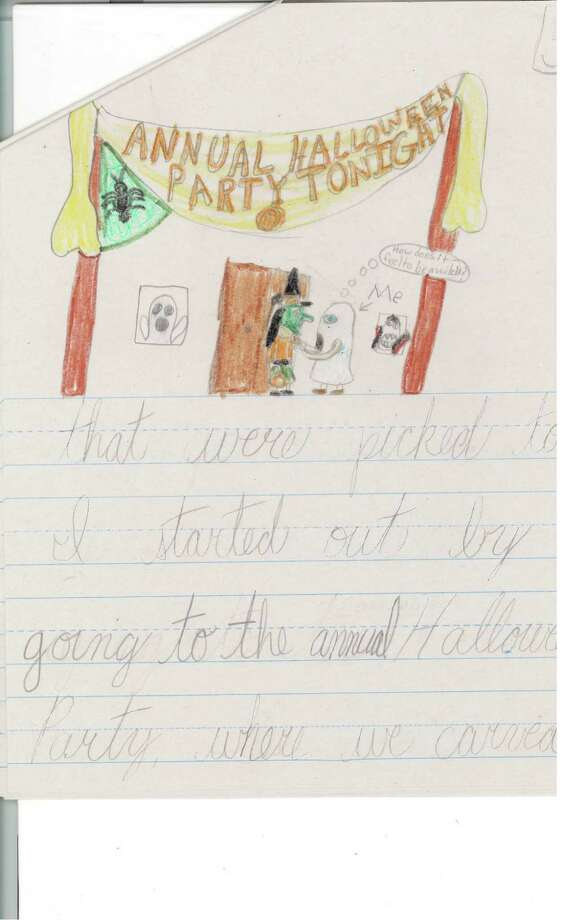 Lily Niemann, 9, Woodville