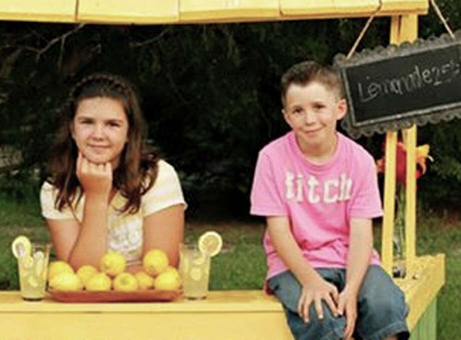 Brother-sister entrepreneurs, Jaydn and Jeremiah Sharp, prove it's never too early to start planning for the future with their business, Eggs for College. Courtesy photo.