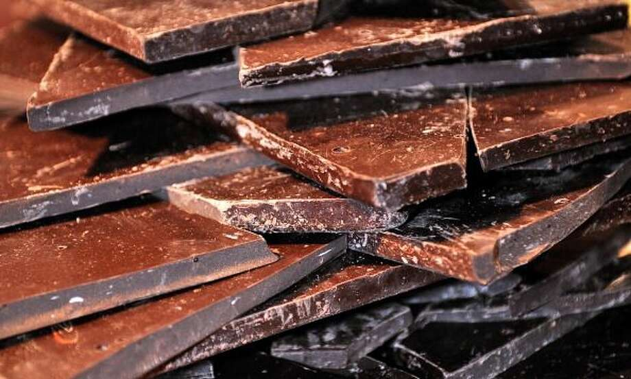 Chocolate: Plain Milk