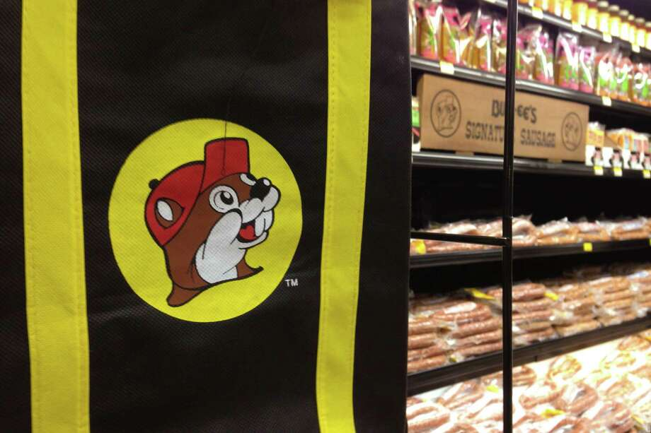 AND FINALLY ... THE CANVAS BAG: Because as silly as Buc-ee's goodies sometimes seem, we still love them and will need something to take them all out to the car in. Photo: Brett Mickelson / Brett Mickelson
