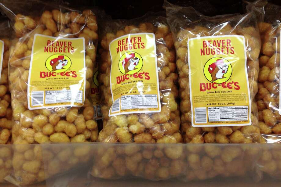 BEAVER NUGGETS:We're not going to ask where they come from, Buc-ee. Photo: Brett Mickelson / Brett Mickelson