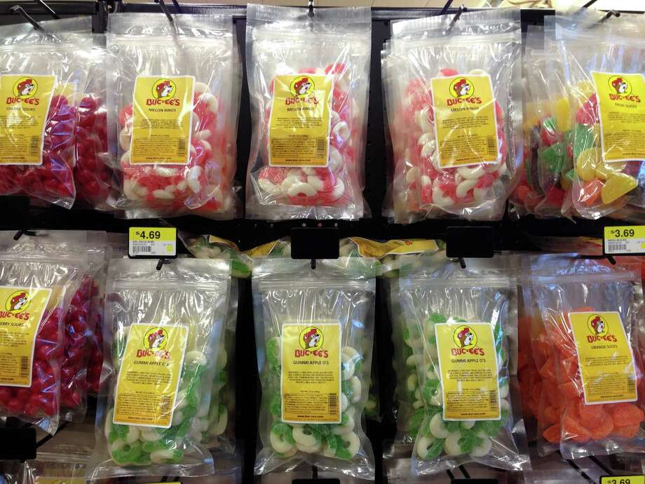 GUMMY CANDY:Now in worms AND bears. Photo: Brett Mickelson / Brett Mickelson
