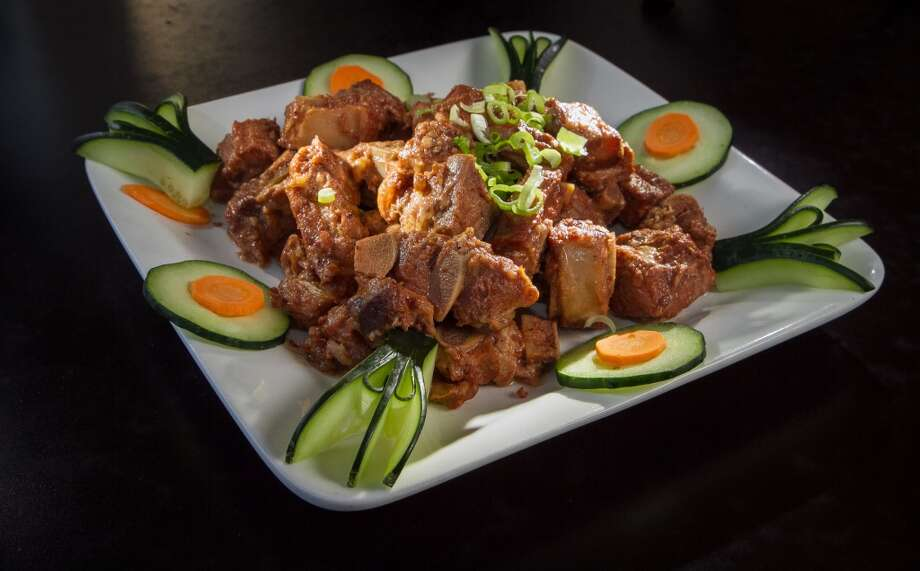 The Nam Yu Spareribs at Mama Ji's in San Francisco. Photo: John Storey, Special To The Chronicle