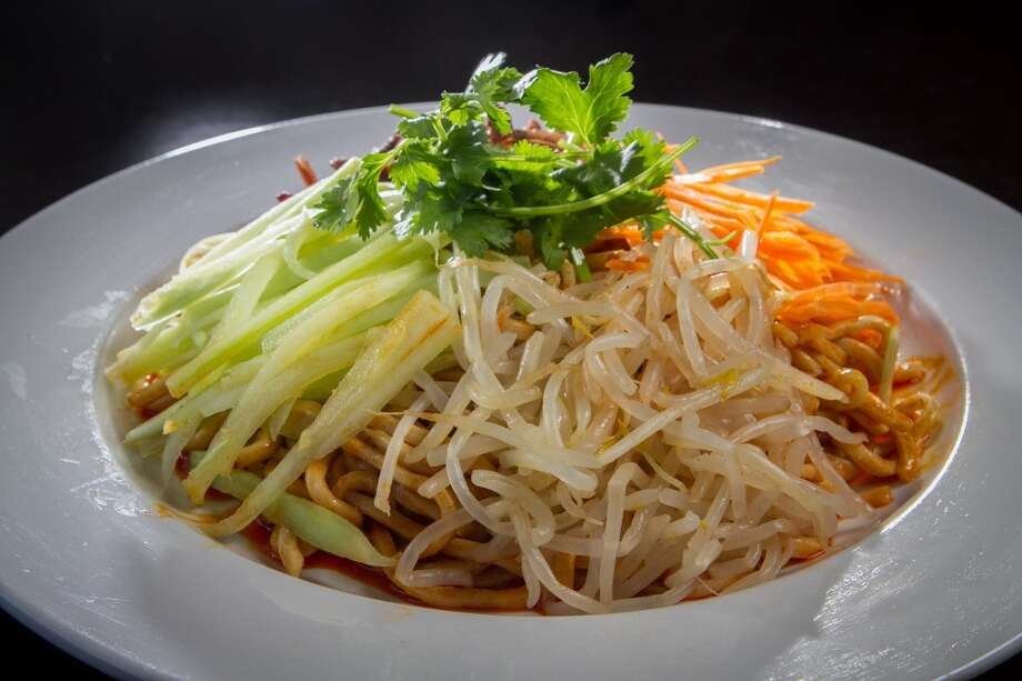 The Spicy Cold Noodle at Mama Ji's in San Francisco. Photo: John Storey, Special To The Chronicle