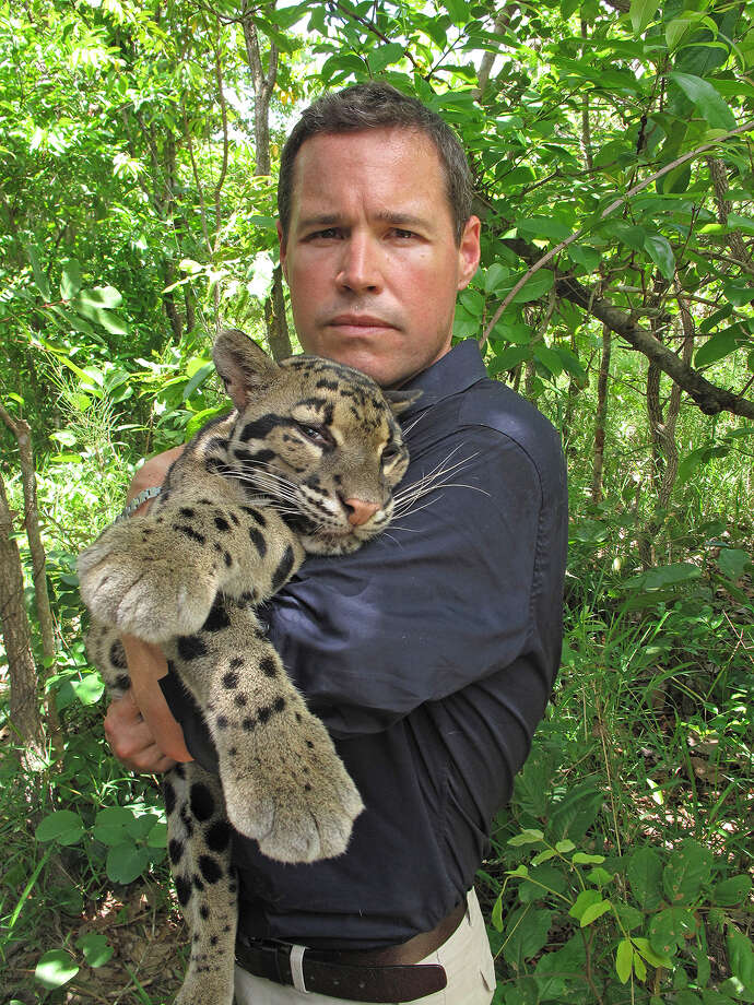 TV host, wildlife biologist and conservationist Jeff Corwin will be at the Maritime Aquarium at Norwalk in Norwalk, Conn.,  on Wednesday, Nov. 6, 2013, for two shows. Organizers expect to sell out, so get your tickets early. For more information or to reserve your spot, call 203-852-0700, Ext. 2206, or visit www.maritimeaquarium.org. Photo: Contributed Photo / Stamford Advocate Contributed