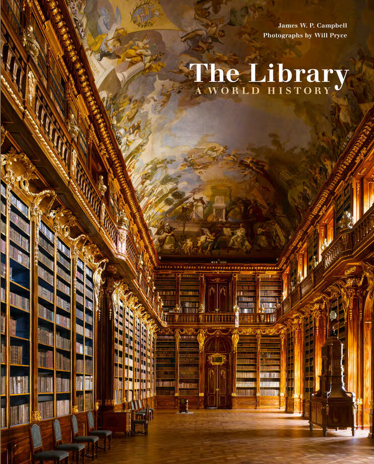 """The Library: A World History"" celebrates and explores the buildings that house the world's great collection of ancient and modern texts. Click through the gallery to see some of the stunning libraries included in the book.