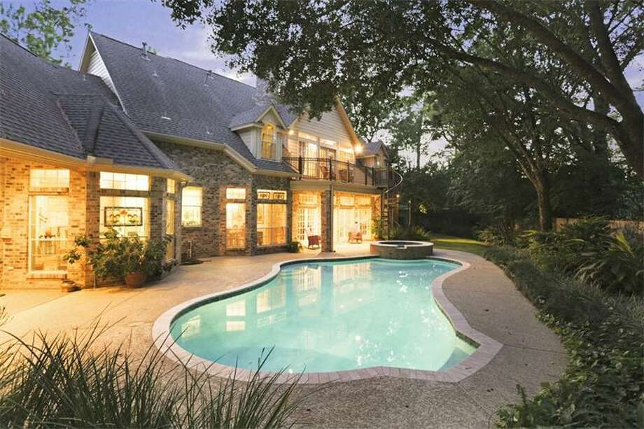 1 Eaton Court :  Recently remodeled Bunker Hill home on more than a half-acre wooded lot on quiet cul-de-sac. Open house: 10/27/2013, 2 to 5 p.m. Photo: Houston Association Of Realtors