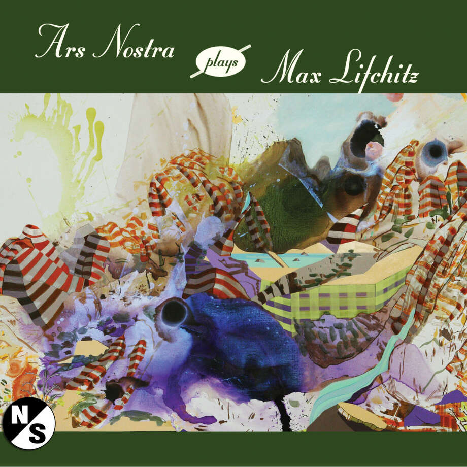 """Max Lifchitz """"Ars Nostra"""""""