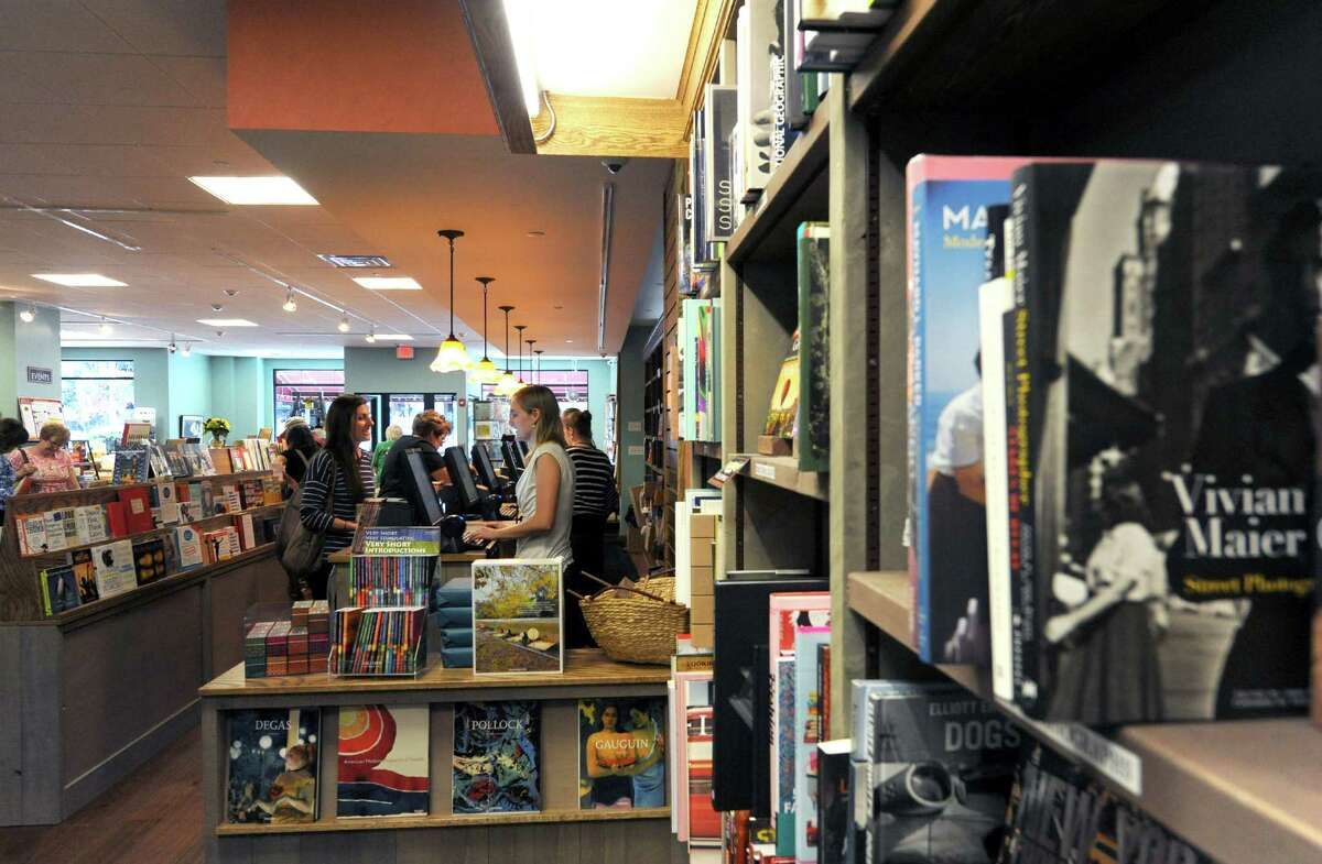 The new Northshire Bookstore at 424 Broadway on Thursday Aug. 15, 2013 in Saratoga Springs, N.Y.(Michael P. Farrell/Times Union)