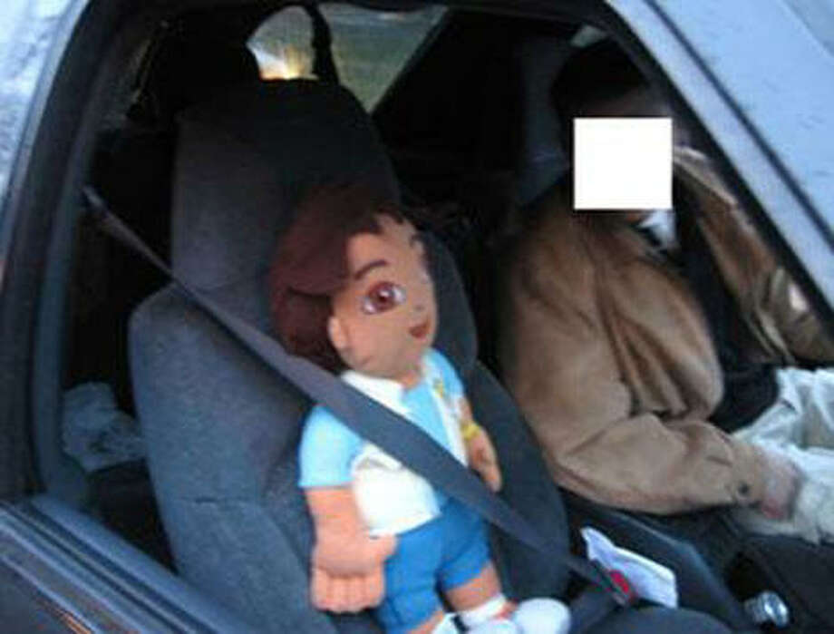 Sometimes the abettor isn't a grown-up, but a child. A tiny child named Diego. 