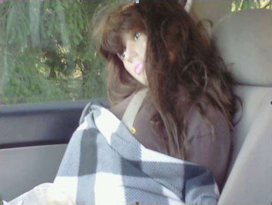 If only mannequins could sleep. This leaning dummy was stopped on I-5 in Federal Way in 2011, after the driver had done a sudden swerve from an HOV lane. Photo: Washington State Patrol