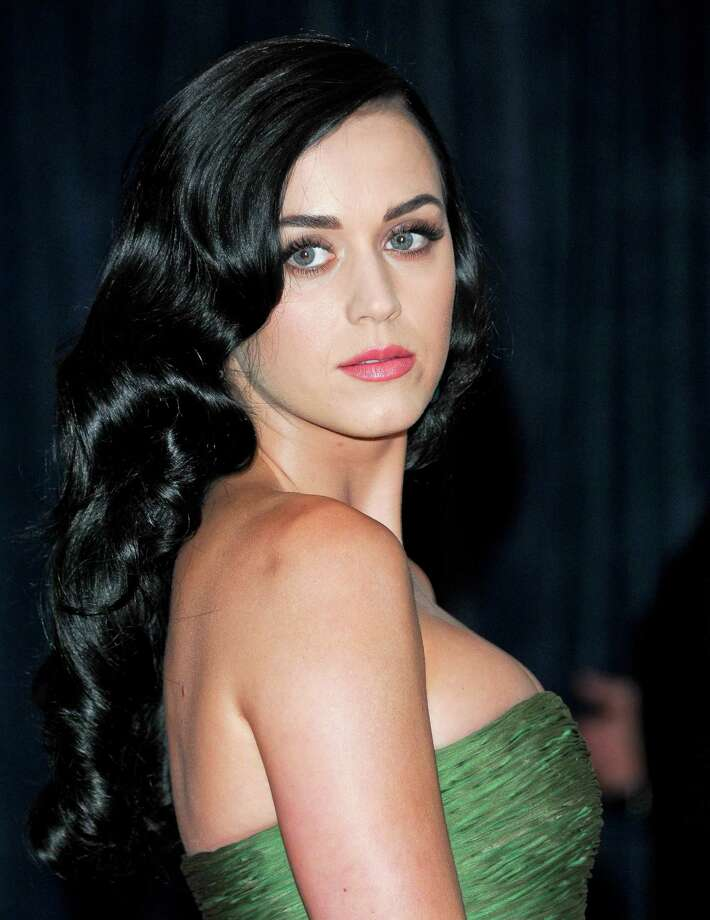 Singer Katy Perry attends the White House Correspondents' Dinner at the Washington Hilton on Saturday April 27, 2013 in Washington. (Photo by Evan Agostini/Invision/AP) Photo: Evan Agostini / Invision