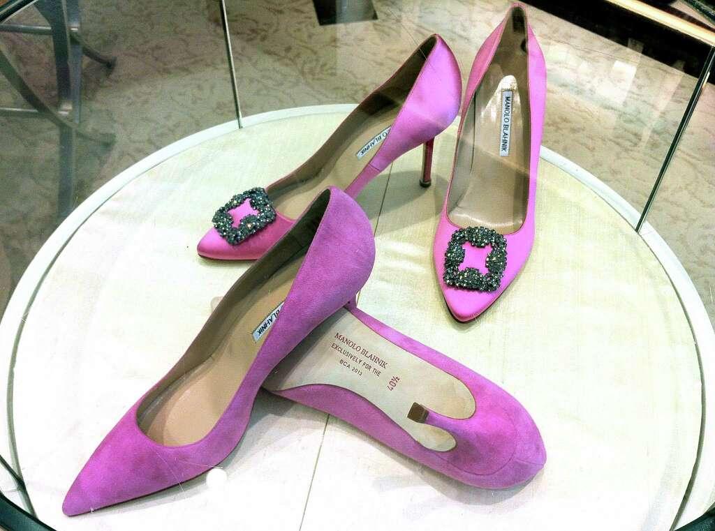 manolo blahnik custom shoes