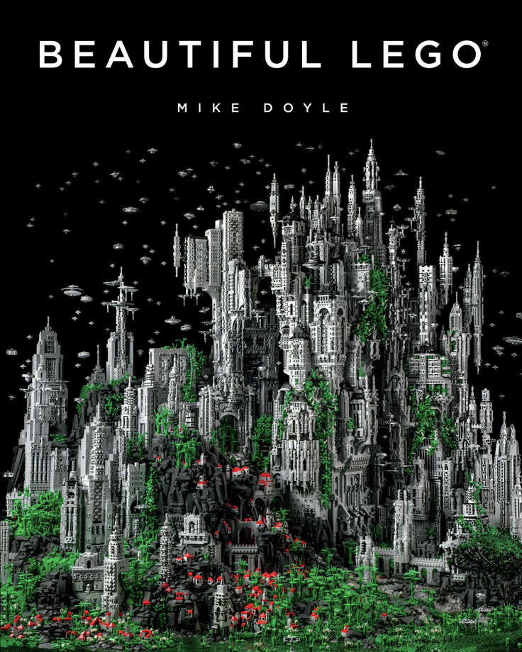 """Reproduced from """"Beautiful LEGO,"""" with the permission of No Starch Press. © 2013 by Mike Doyle"""