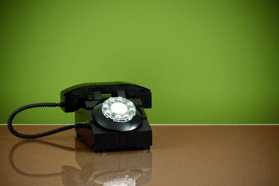 Rotary Phone (2012) © Chris McVeigh