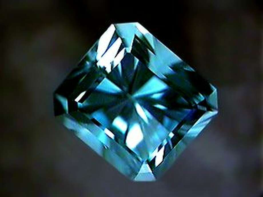 Texas Blue Topaz, House Concurrent Resolution No. 12, 61st Legislature, Regular Session (1969) Photo: File Photo