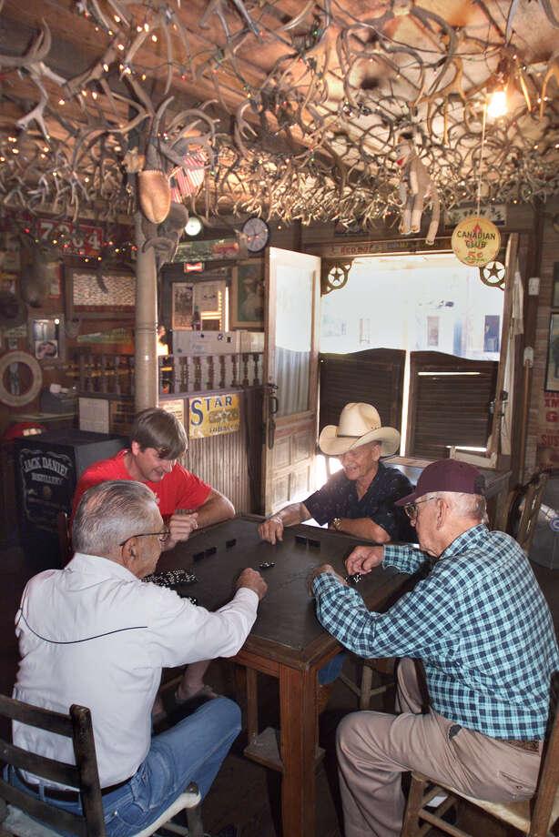 Domino Game,House Concurrent Resolution No. 84, 82nd Legislature, Regular Session (2011) Photo: TOM REEL, File Photos / SAN ANTONIO EXPRESS-NEWS