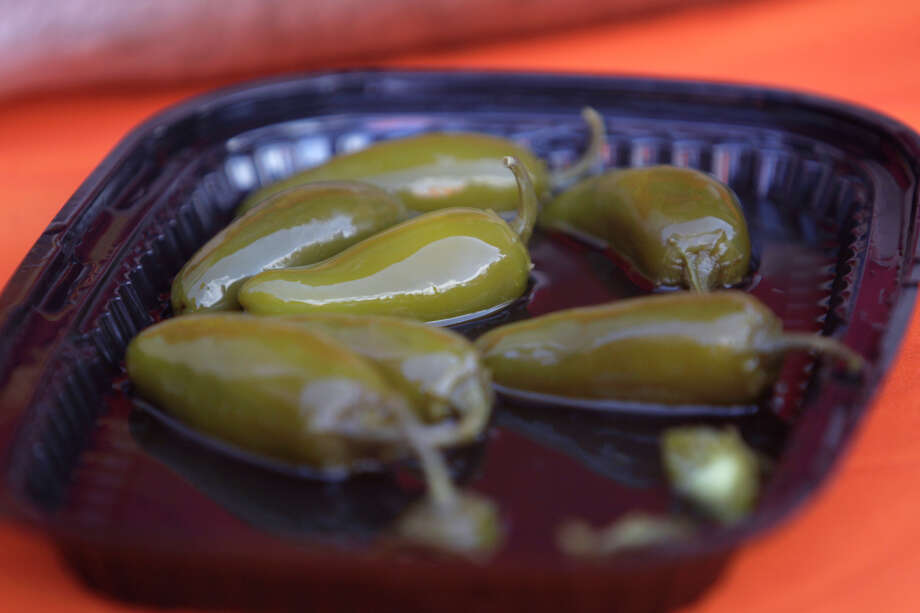 Jalapeno peppers, 