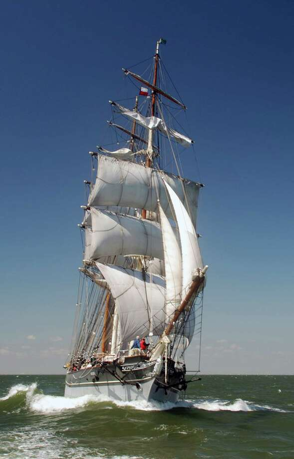 Tall Ship: Elissa, House Concurrent Resolution No. 117, 79th Legislature, Regular Session (2005) Photo: File Photo