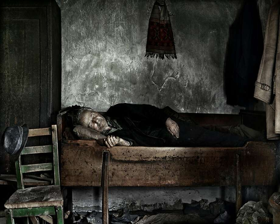 """Victor (Near Geamana, Central Romania)"" (2011), chromogenic print by Tamas Dezso. Photo: Tamas Dezso"