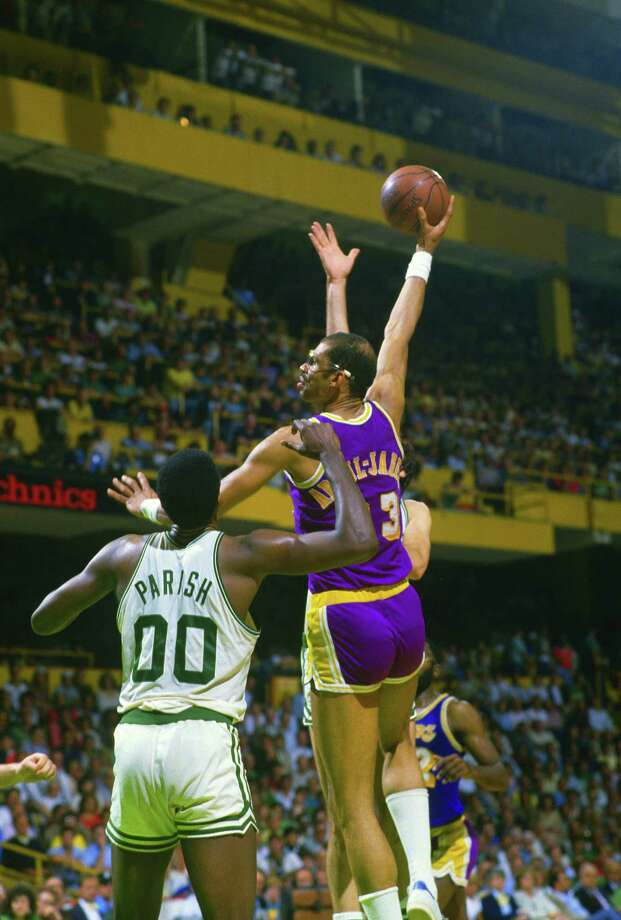 Kareem Abdul-Jabbar.