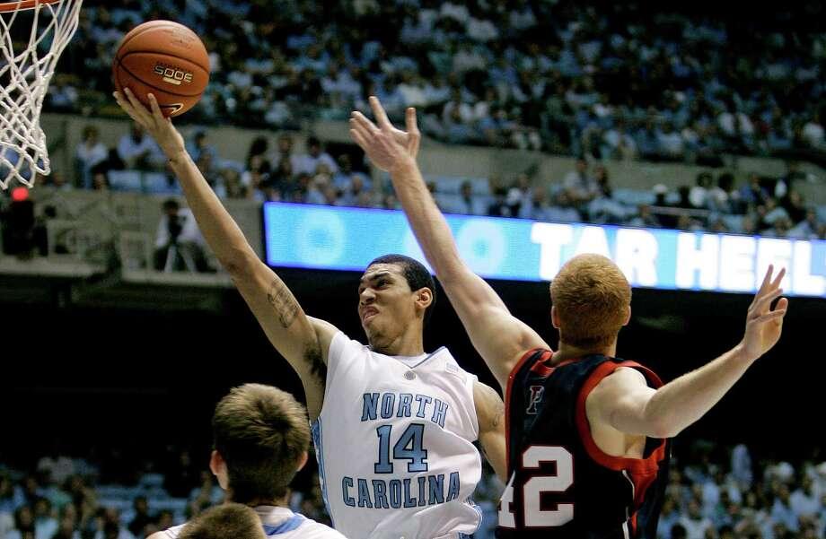 Danny Green: North Carolina (2005–2009) Photo: Gerry Broome, AP / AP