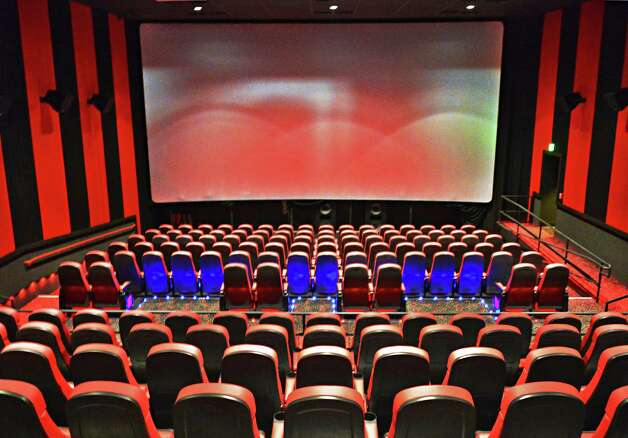 BTX theater inside the new Bow Tie Cinemas Thursday Oct. 24, 2013, at Wilton Mall in Saratoga Springs, N.Y.  (John Carl D'Annibale / Times Union) Photo: John Carl D'Annibale / 00024345A