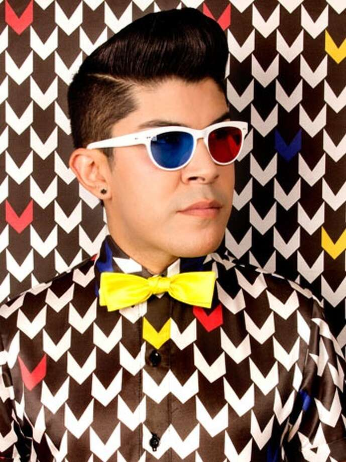 """See Mondo get framed:Friday, Oct. 25 & Saturday, Oct. 26 """"Project Runway: All Stars"""" winner Mondo Guerra visits SEE eyewear's San Francisco locations to introduce his collection for the fashion eyewear boutique. (Known for his eye-catching frames, Guerra reports owning more than a dozen.) A portion of all sales from """"Mondo by SEE"""" eyeglasses and sunglasses will be donated to amfAR, an international organization that benefits AIDS research. On Friday, Guerra will be at SEE's Palace Hotel location (4-7 p.m.), and on Saturday, meet him at 2100 Union St. (1-4 p.m.). Photo: SEE Eyewear"""
