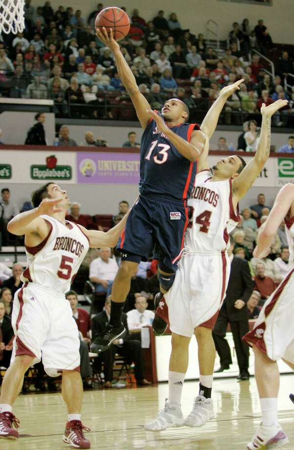 Patty Mills: Saint Mary's (2007–2009) Photo: Marcio Jose Sanchez, Mysa / AP2008