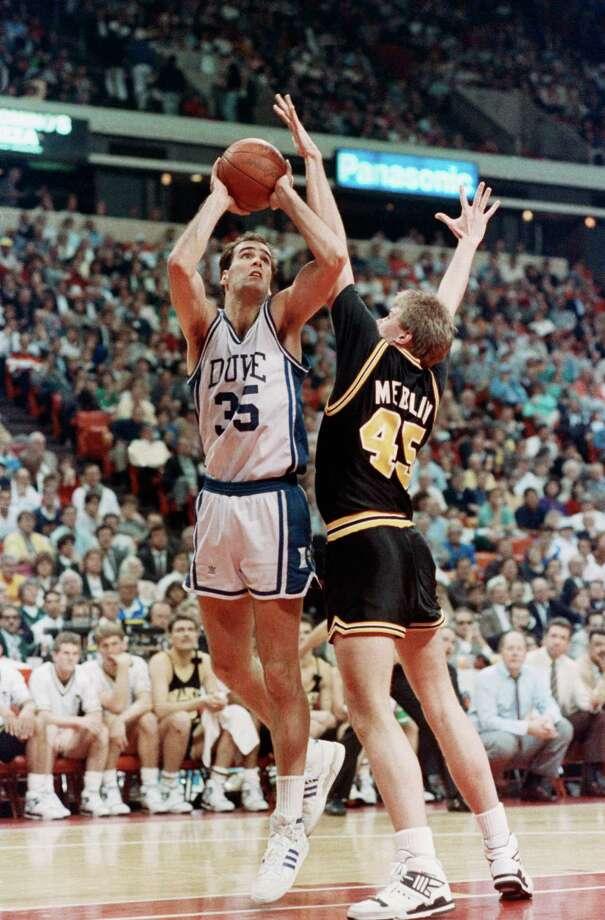 Danny Ferry: Duke (1985–1989) Photo: Bob Jordan, Mysa / 1989 AP