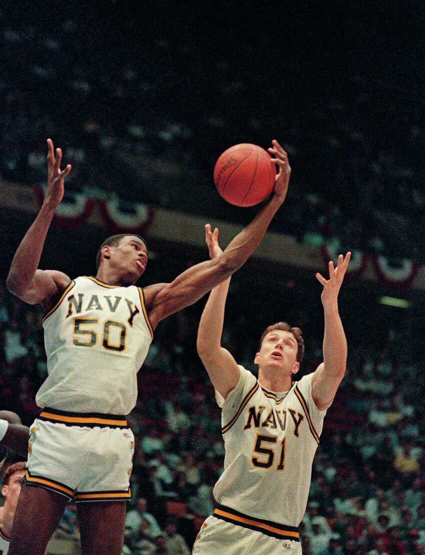 David Robinson: Navy 1983-1987