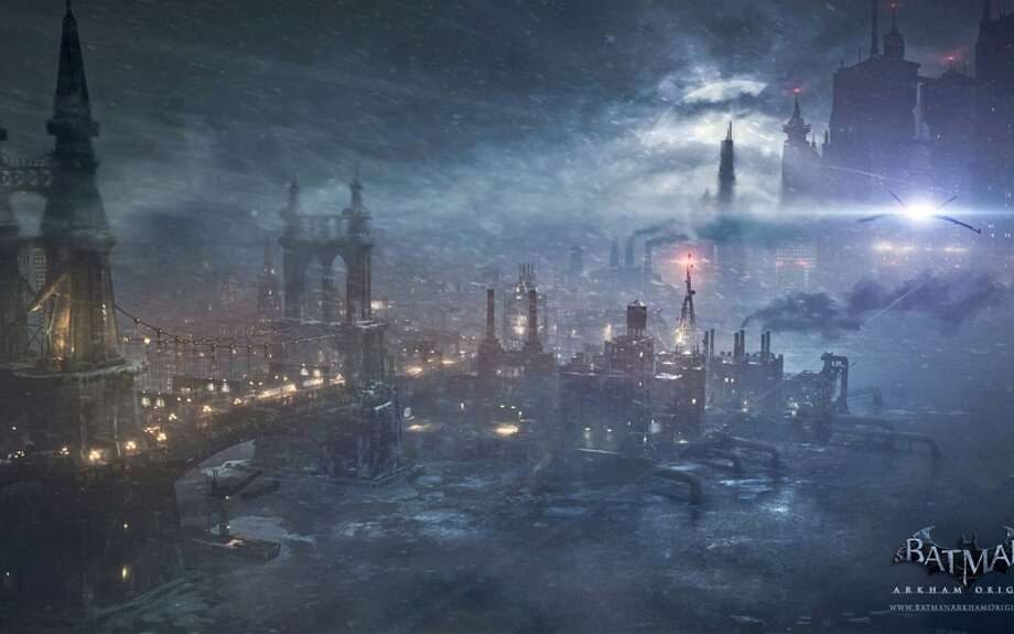 """Batman: Arkham Origins"" Courtesy Warner Bros Games Montréal Photo: Courtesy Warner Bros Games Montréal"