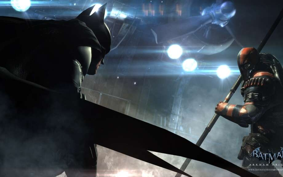 """Batman: Arkham Origins"" Courtesy Warner Bros Games Montréal Photo: Courtesy Warner Bros Games Montréal"