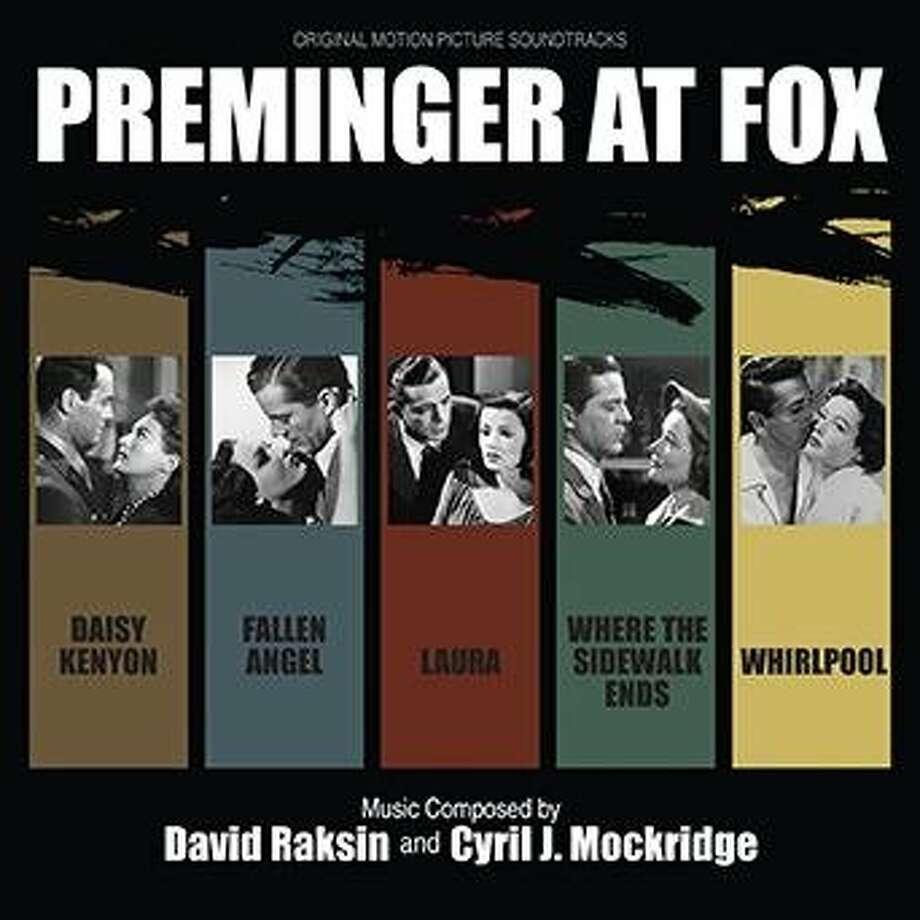 CD cover: Preminger at Fox Photo: Kritzerland