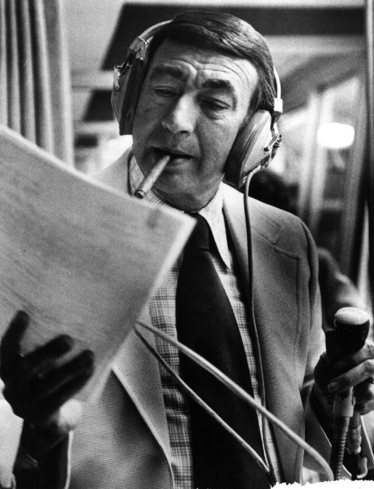 HOWARD COSELL--TV Sportscaster (no date)--2-- loucks