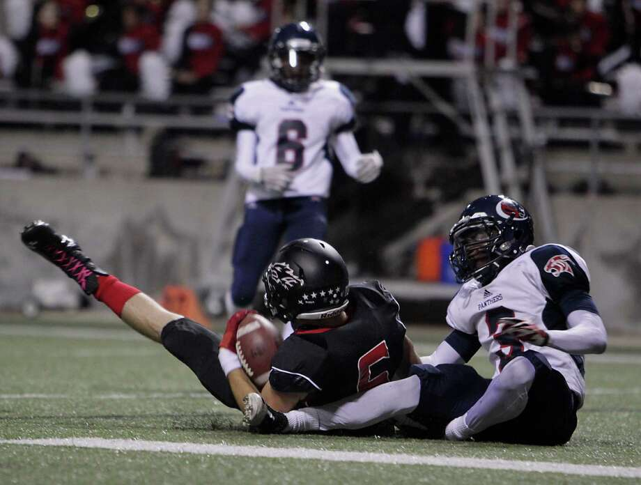 Langham Creek 48, Cy Springs 29