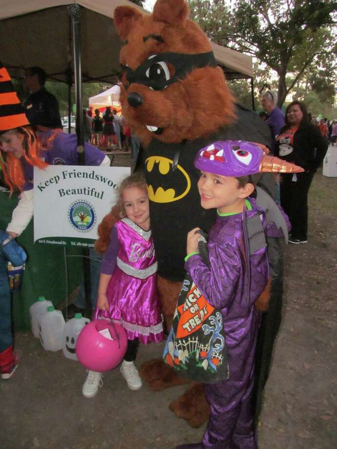 Friendswood's Halloween in the Park will be held in Stevenson Park Oct. 27. Photo: Provided By Friendswood Chamber Of Commerce