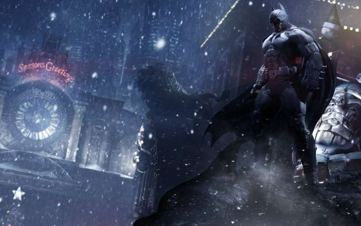 """Batman: Arkham Origins"" Courtesy Warner Bros Games Montréal"