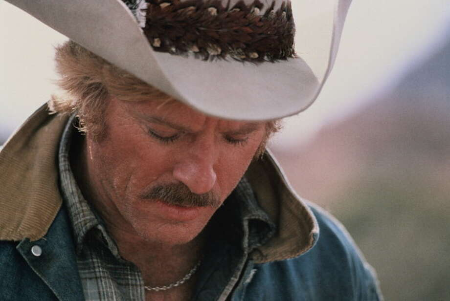 American actor Robert Redford on the set of the film 'The Electric Horseman', USA, 1979. (Photo by Ernst Haas/Getty Images) Photo: Ernst Haas, Getty Images / 2011 Ernst Haas