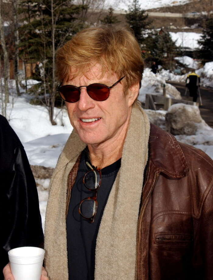 Robert Redford during 2002 Sundance Film Festival - Filmmakers' Brunch at Sundance Rehearsal Hall in Sundance, Utah, United States. (Photo by George Pimentel/WireImage) Photo: George Pimentel, WireImage / 2002 All Rights Reserved