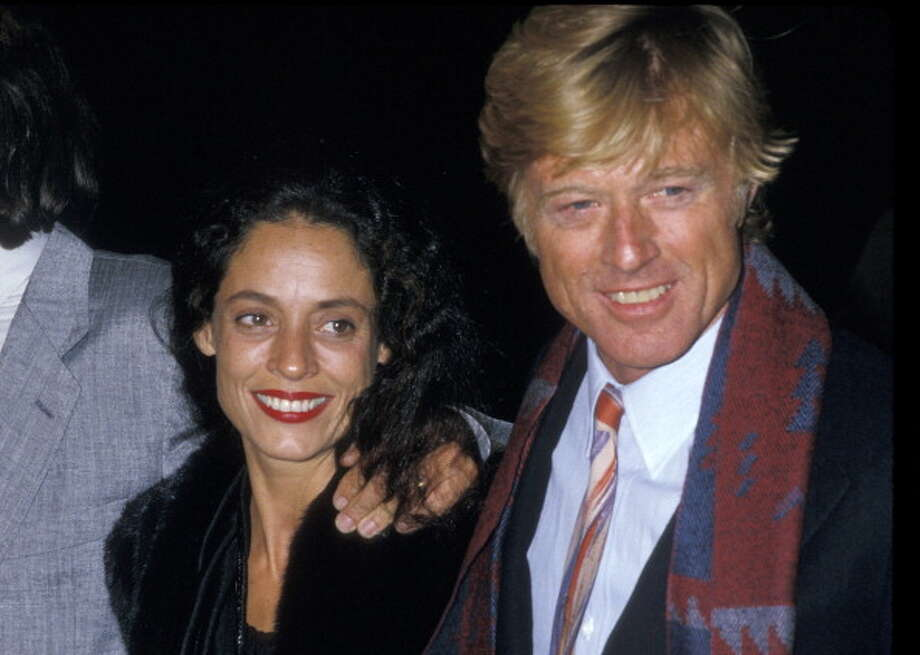 "Sonia Braga and Robert Redford during ""The Milagro Beanfield War"" New York City Premiere at New York City in New York City, New York, United States. (Photo by Ron Galella, Ltd./WireImage) Photo: Ron Galella, Ltd., WireImage / Ron Galella Collection"