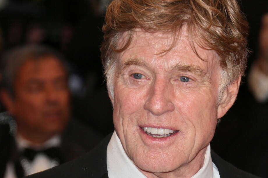 CANNES, FRANCE - MAY 22:  Robert Redford attends the Premiere of 'All Is Lost' during The 66th Annual Cannes Film Festival at the Palais des Festivals on May 22, 2013 in Cannes, France.  (Photo by Tony Barson/FilmMagic) Photo: Tony Barson, FilmMagic / 2013 Tony Barson
