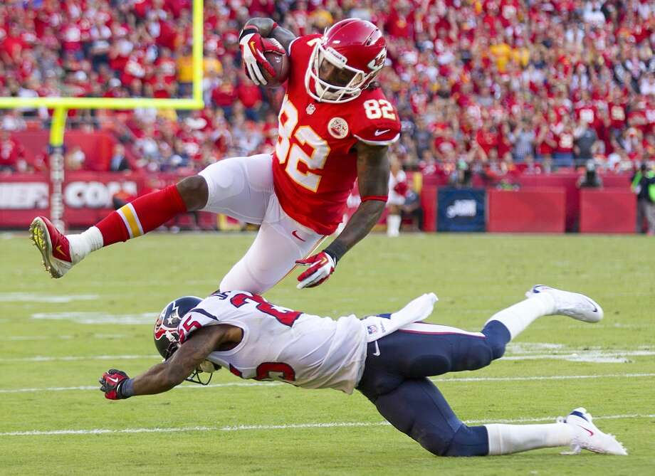 Cleveland (3-4) plus-7 at Kansas City (7-0): Chiefs 21-13 Photo: Brett Coomer, Houston Chronicle