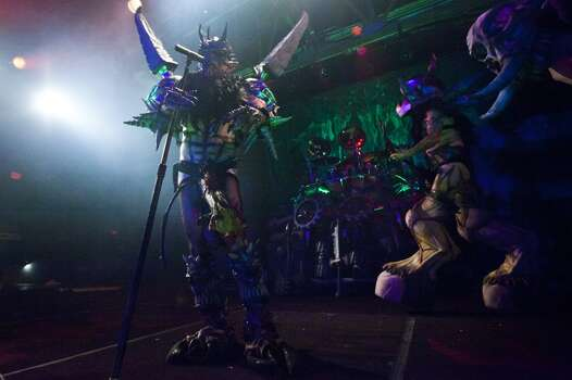 Oderus Urungus Photo: Marie D. De Jesús, Houston Chronicle