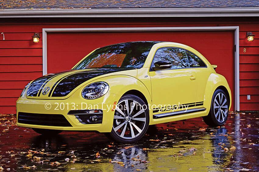 2014 Volkswagen Beetle GSR (photo by Dan Lyons)