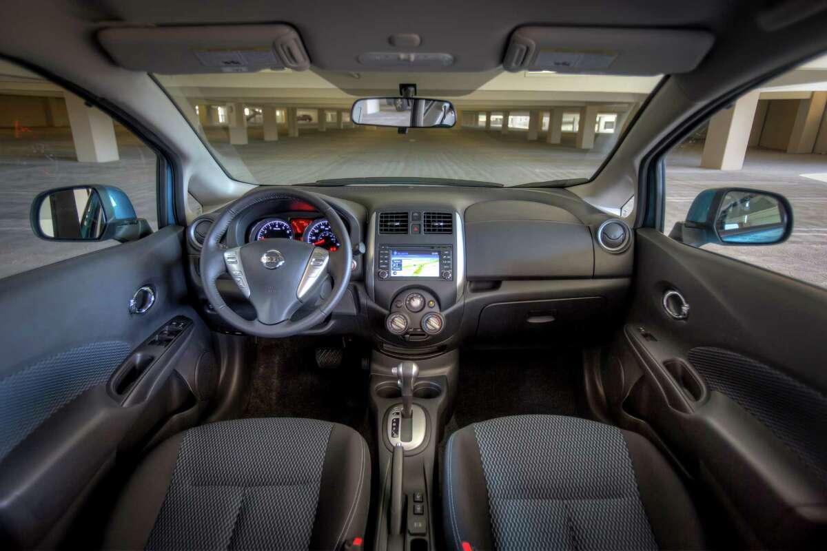 10. The 2014 Nissan Versa Note Source: KBB.com