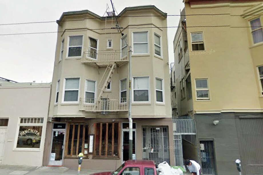 Maverick restaurant on 17th Street in San Francisco. Photo: Google Maps