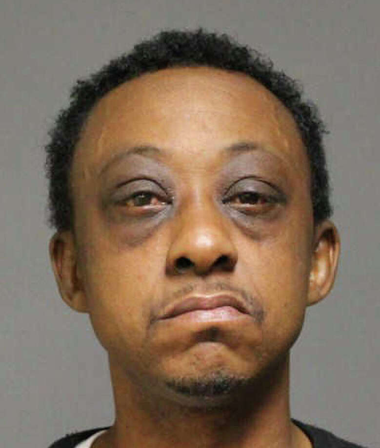 Anthony Price, 50, of Bridgeport, allegedly stole laptop bags from Staples on Thursday. Photo: Contributed Photo / Fairfield Citizen