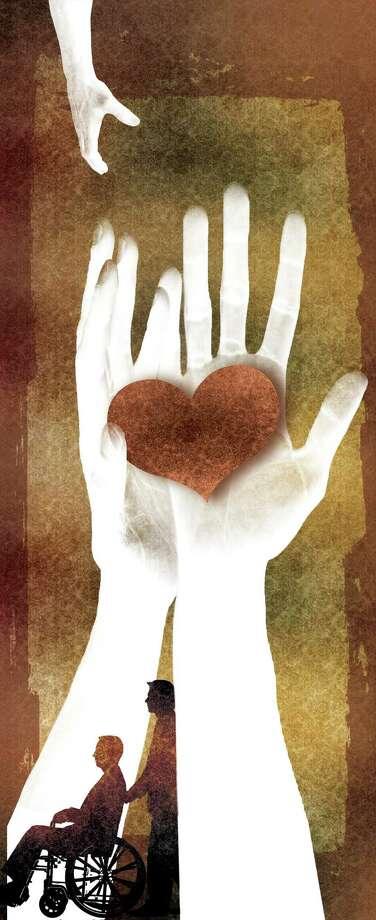 Compassion story mySA Monday 102913 Photo: Imelda B. Robles